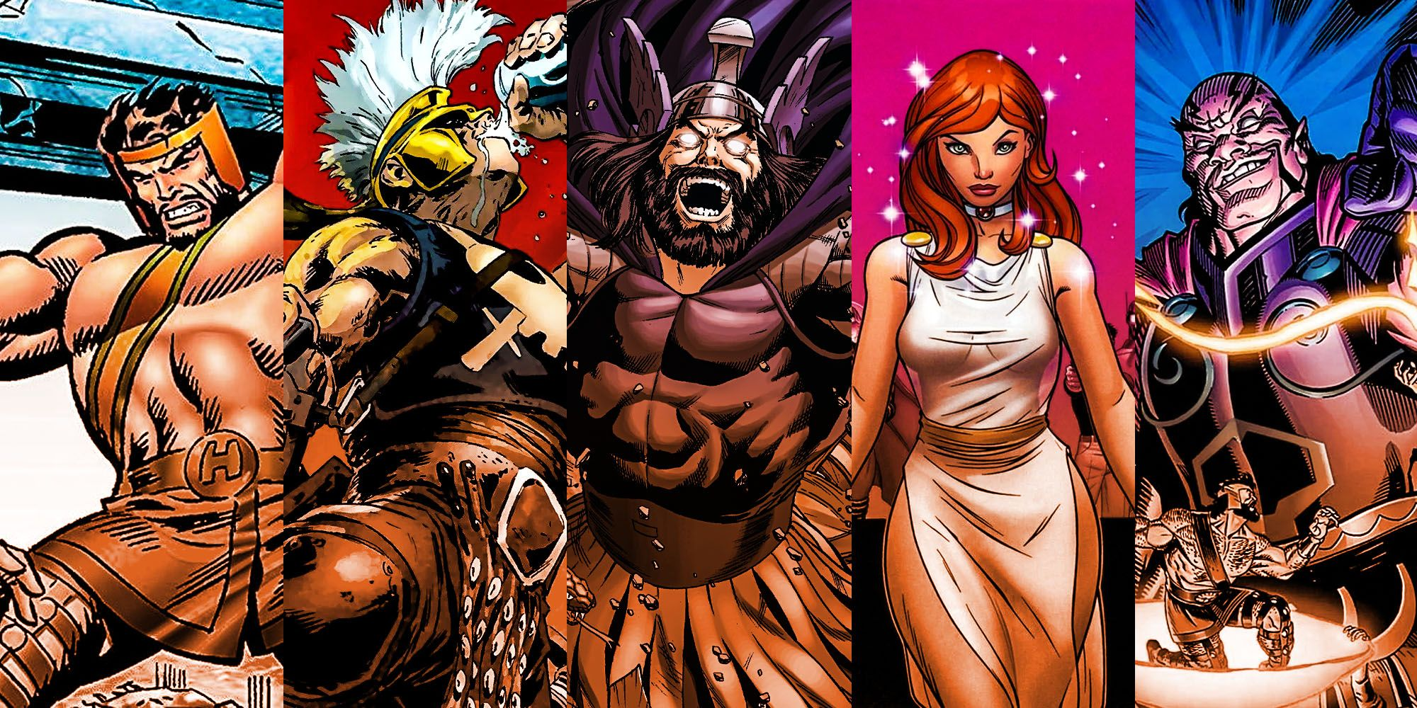 Every Marvel Hero & Villain Thor 4's Zeus Can Set Up In The MCU