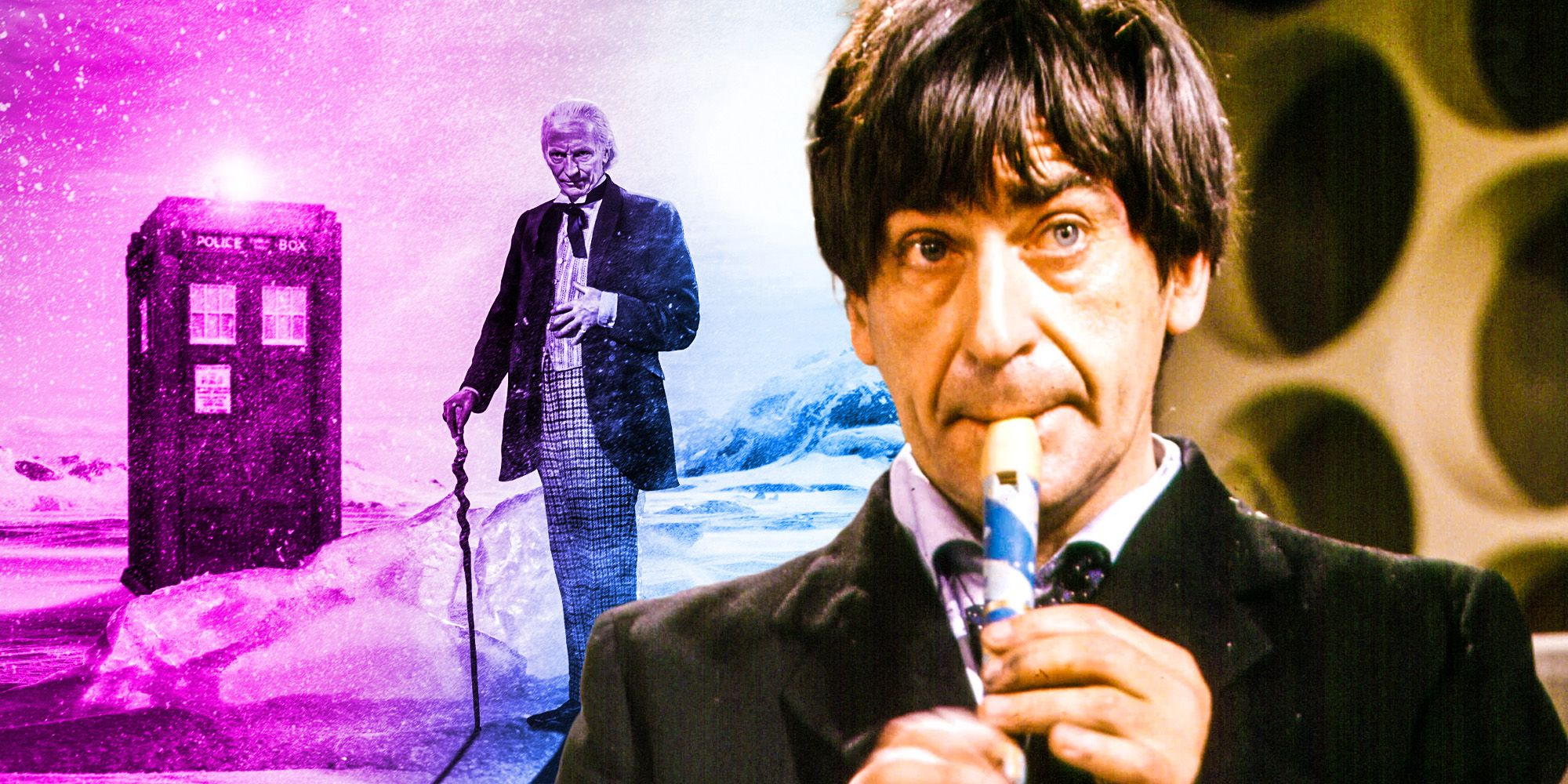 Doctor Who: Pre-Hartnell Doctors Were Always Part Of The Plan