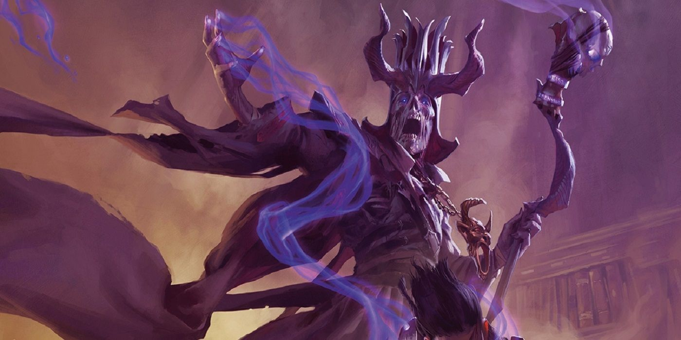 Dungeons & Dragons: What Exactly A Lich Really Is   Screen Rant