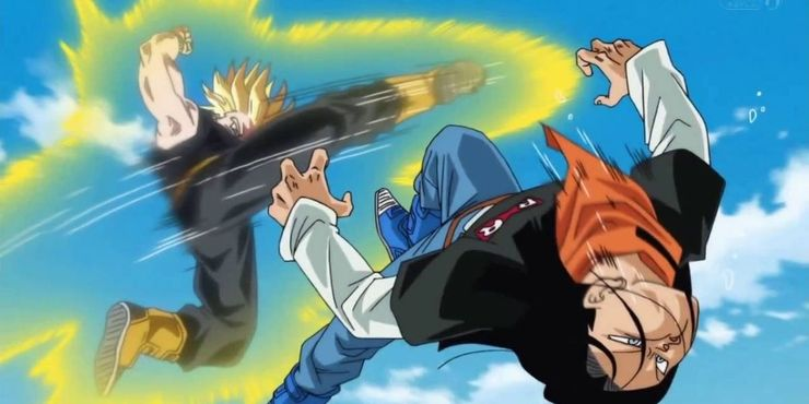 Future Trunks Fights Androids Dragon Ball Z.jpg?q=50&fit=crop&w=740&h=370&dpr=1 - DARLING in the FRANXX Merch