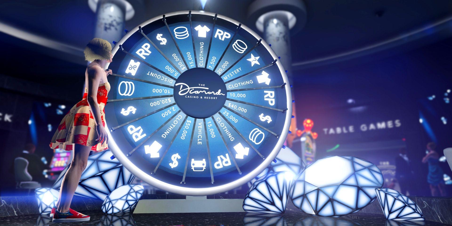 GTA Online Glitch Traps Players In The Casino | Screen Rant