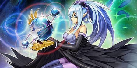Yu-Gi-Oh! Harpie Oracle Card Art