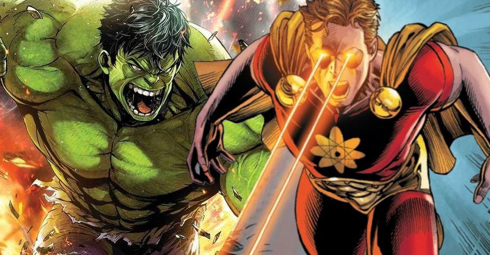 Marvel's Superman Just Brutally Murdered The Hulk | Screen Rant