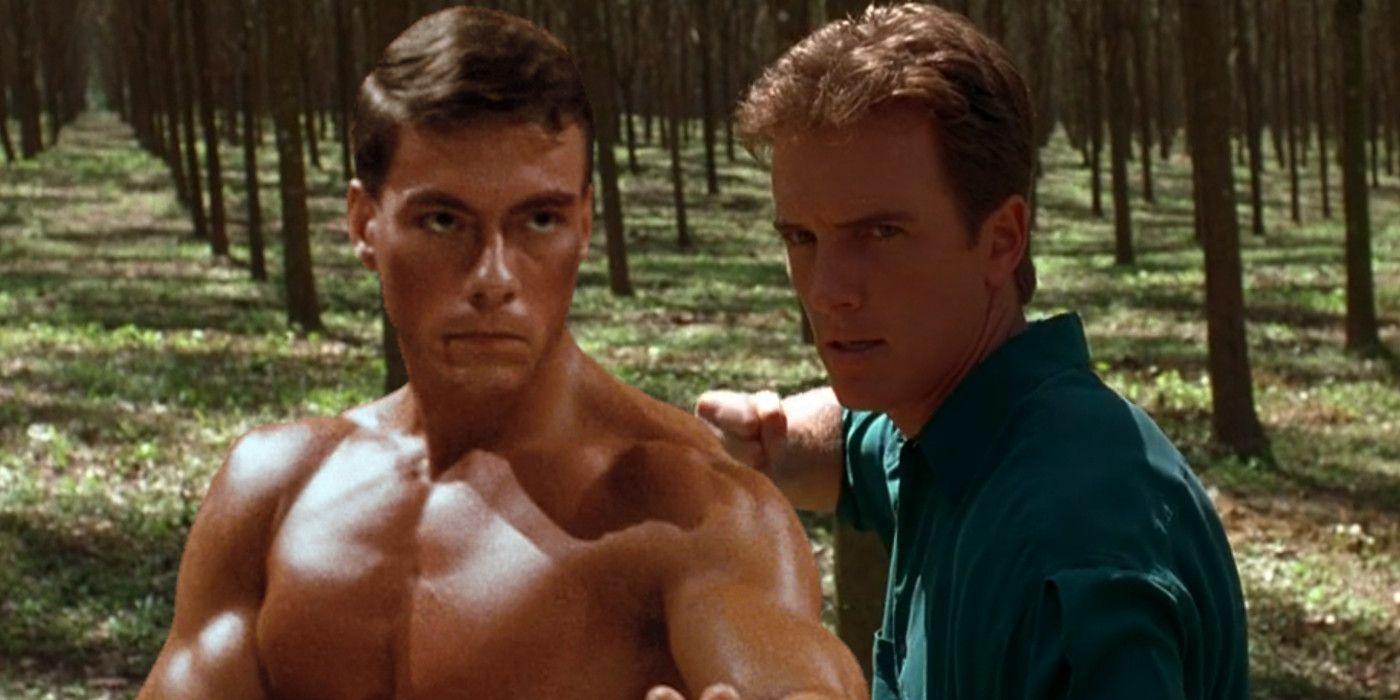 Mortal Kombat 1995 Deepfake Video Makes Jean-Claude Van Damme Johnny Cage
