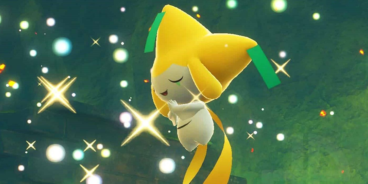 Why Legendary & Mythical Pokémon Aren't Showing Up In New Pokémon Snap