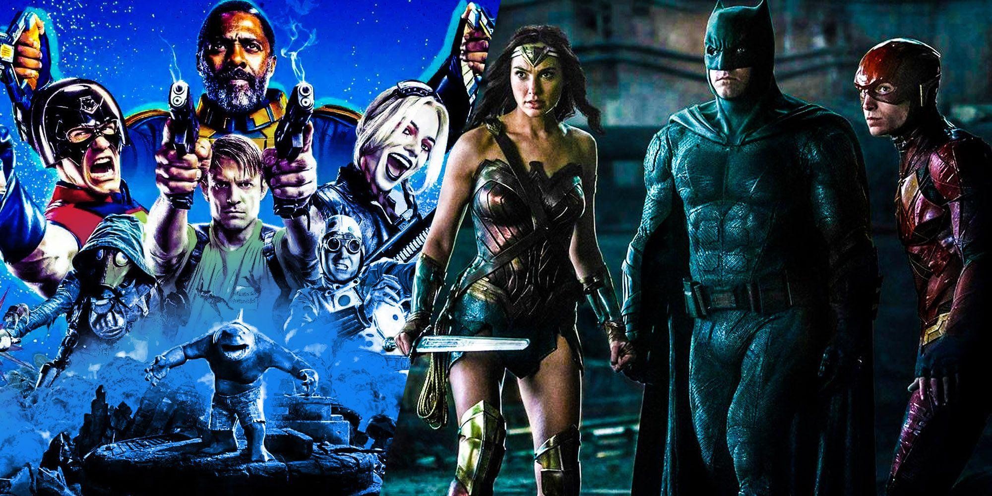 James Gunn Responds To Suicide Squad Vs Justice League Movie Pitch