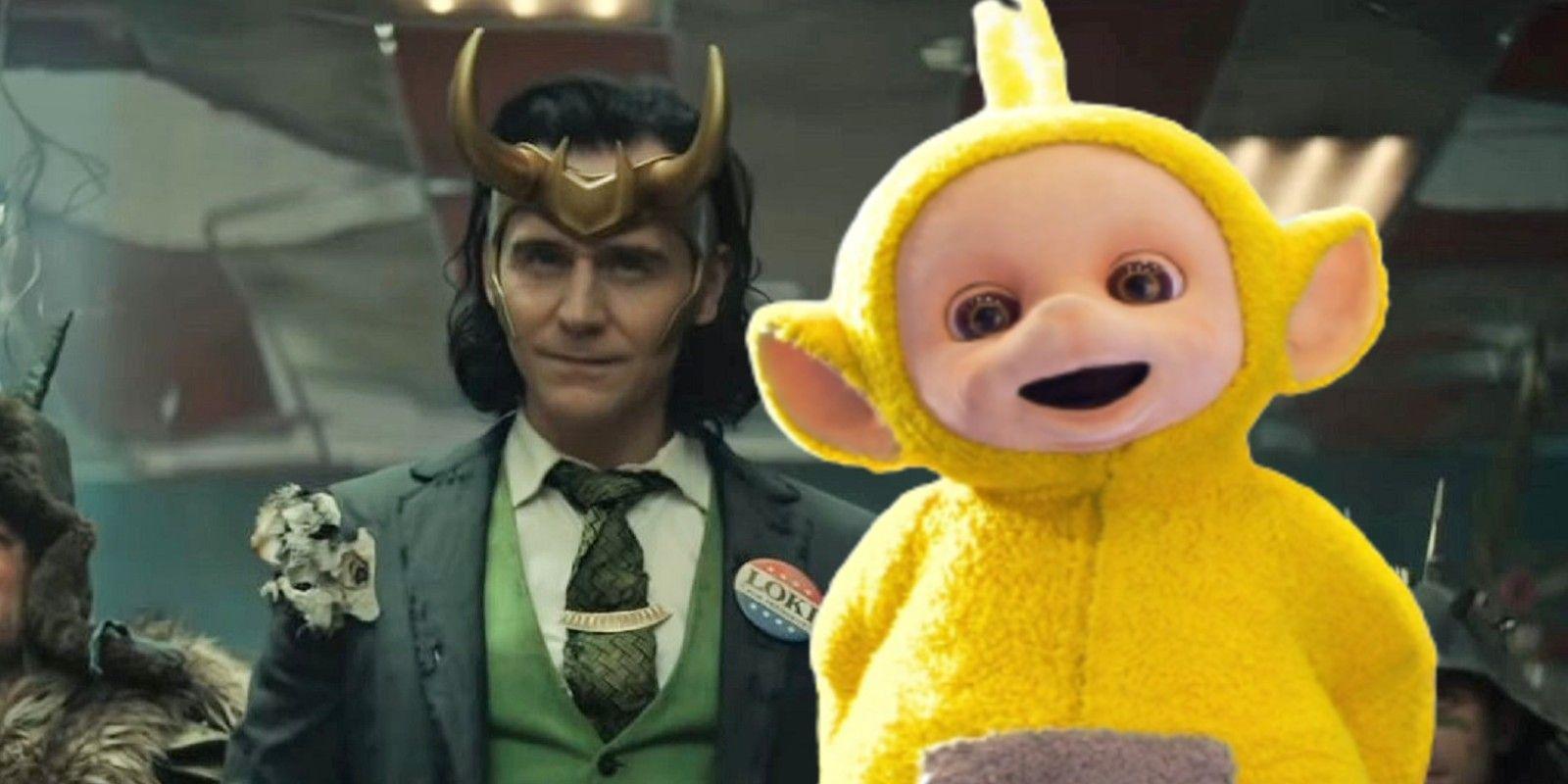 Loki Director Reveals The Teletubbies Helped Inspire Disney+ Show