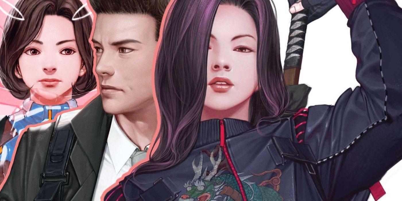 Marvel Reveals Stunning Variant Covers Celebrating AAPI Heroes