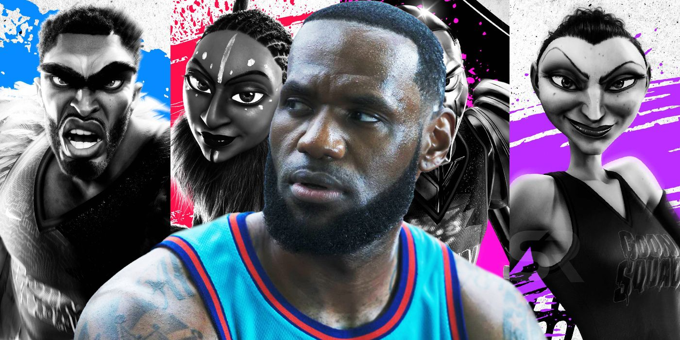 Space Jam 2 Cast: Every Basketball Player In A New Legacy