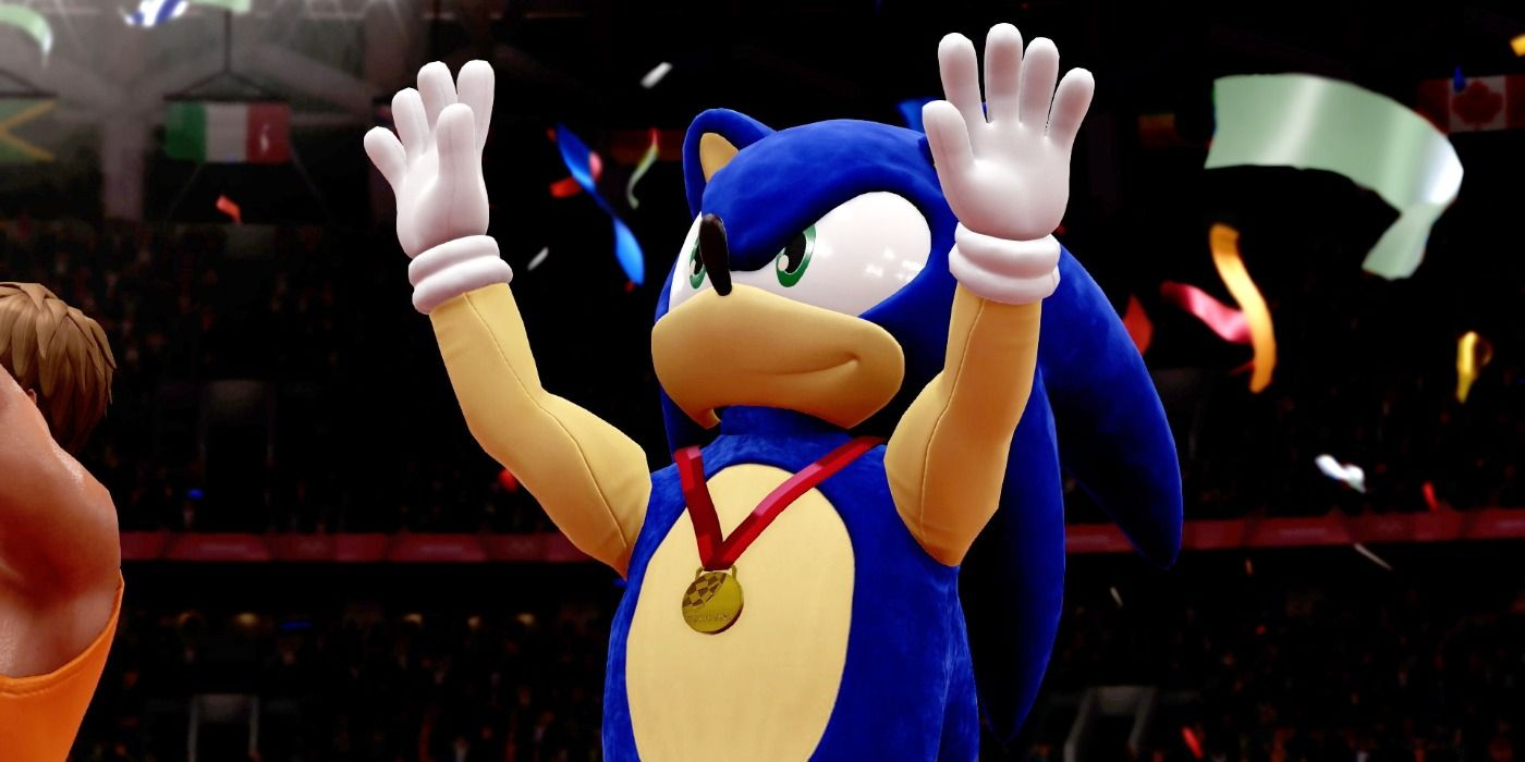 Tokyo 2020 Olympics Video Game Will Let You Dress Up As Sonic - Geeky Craze