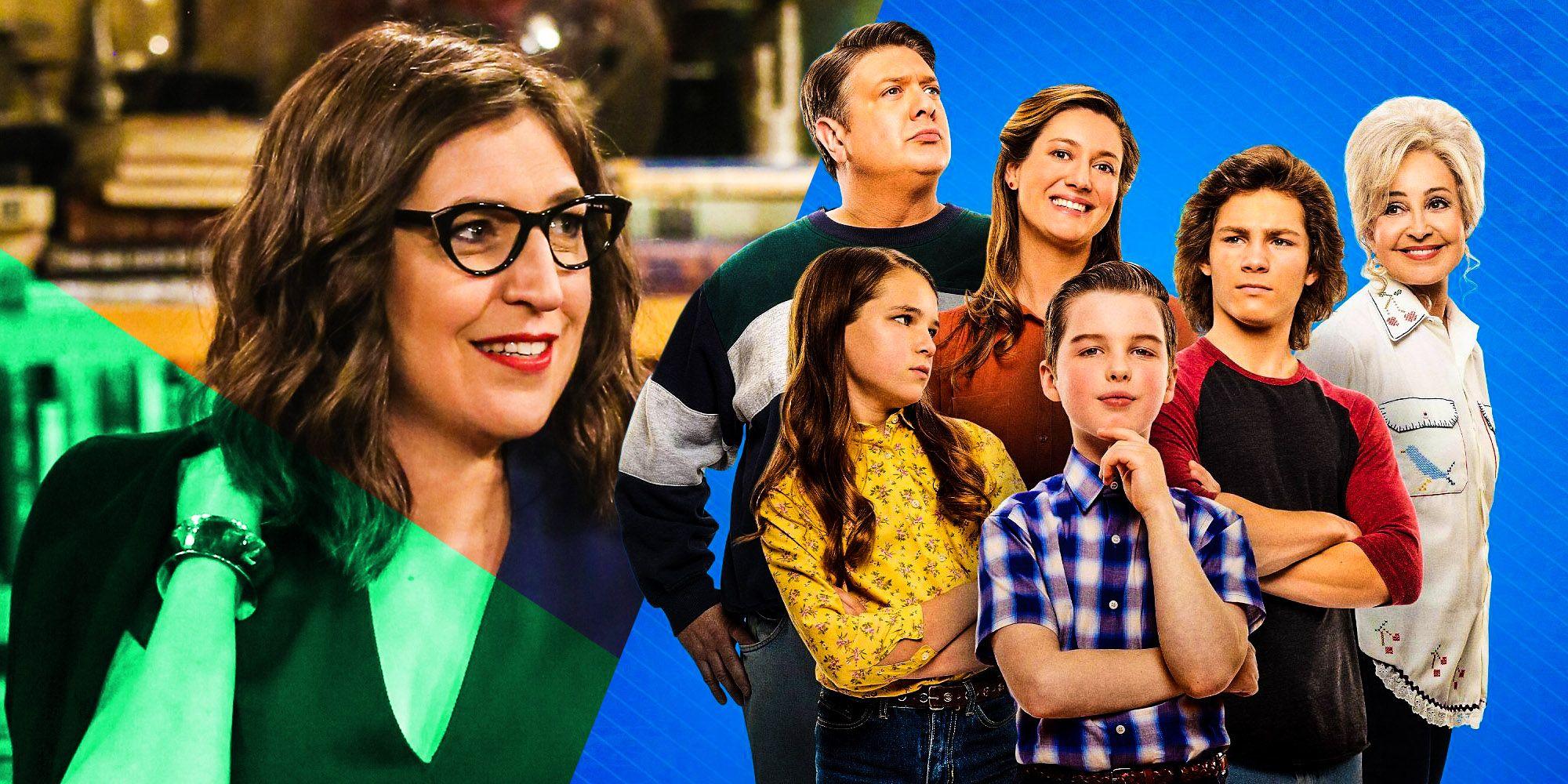 Young Sheldon Foreshadows Sheldon & Amy's Relationship In Big Bang Theory