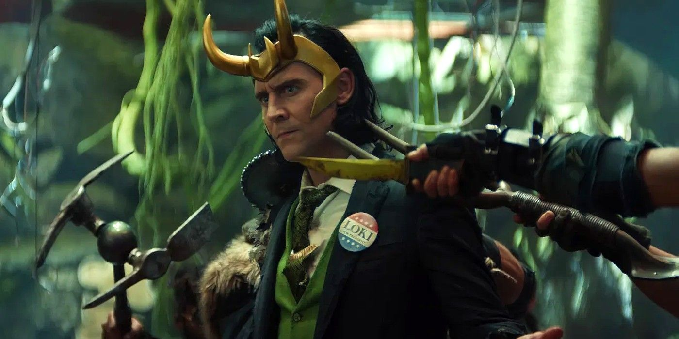 Loki Show Explores Who He Is Outside Of His Relationship With Thor