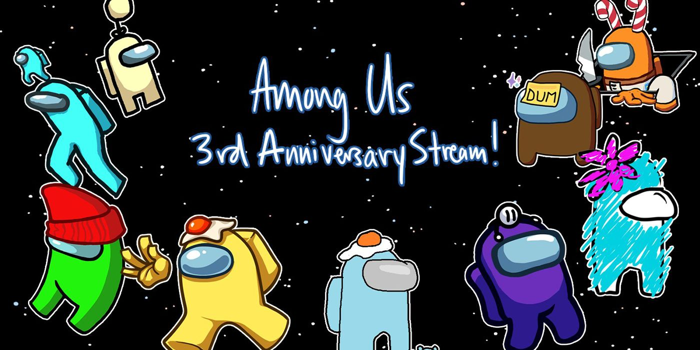 Among Us Devs Announce 3rd Anniversary Stream On June 15th