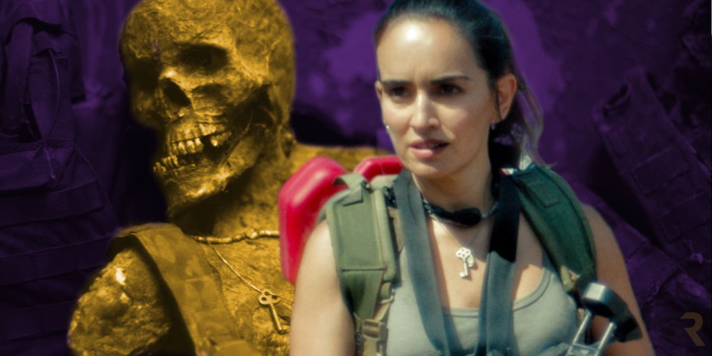 Army Of The Dead: Why Cruz Has A Key On Her Necklace