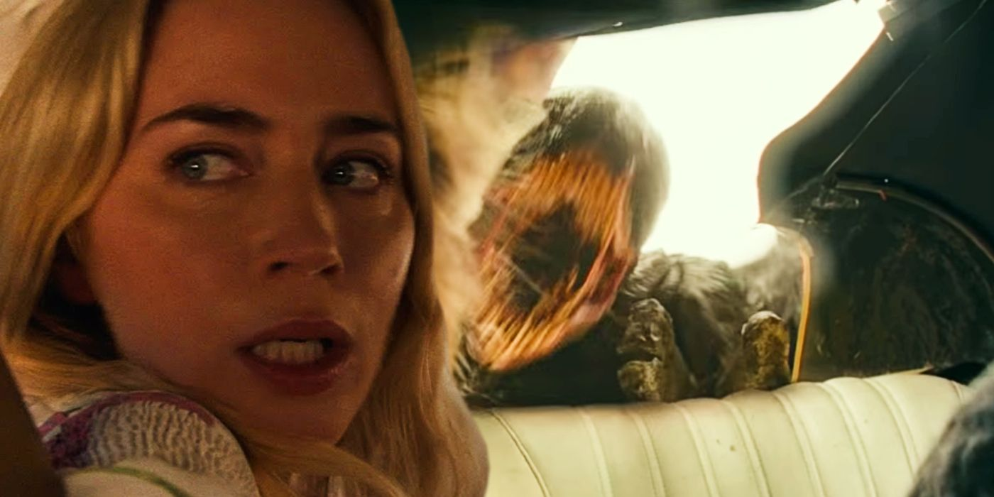 A Quiet Place 2's Amazing Opening Scene Retcons The Monsters' Origins