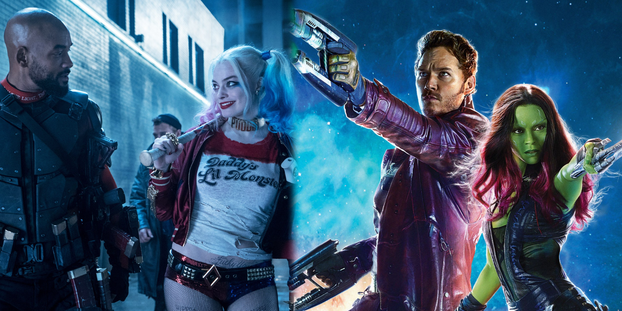 James Gunn Talked To Marvel & DC About GotG-Suicide Squad Crossover
