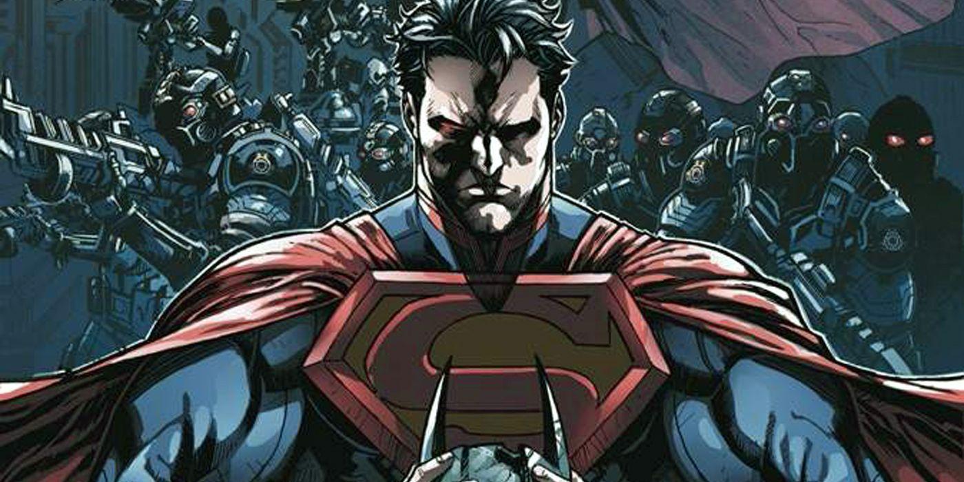 DC's Injustice Animated Film Reveals Cast For Justice League & Villains