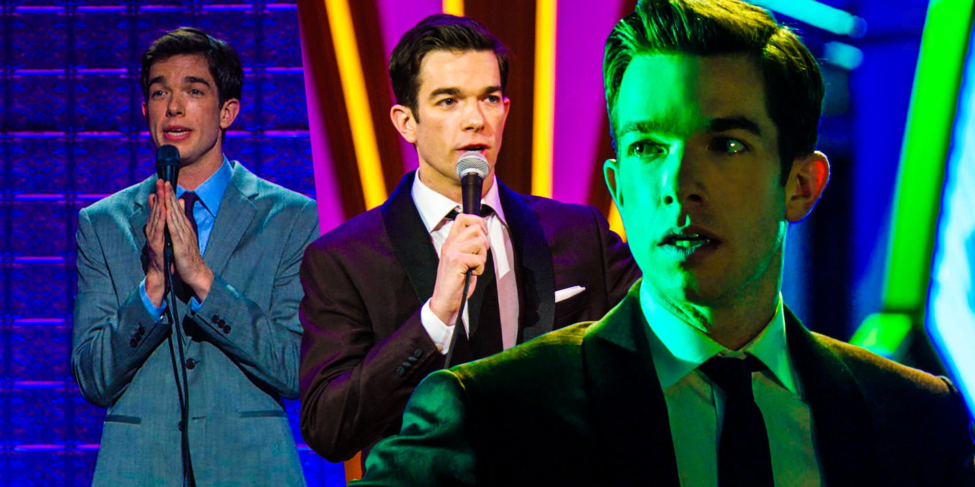 Every John Mulaney Stand-Up Comedy Special & Where To Watch - Screen Rant