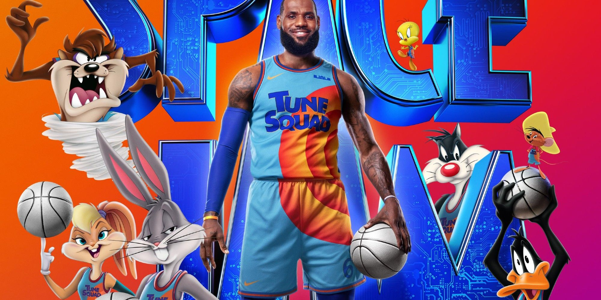Watch Space Jam 2: A New Legacy (2021) Full HD Movie Online For Free