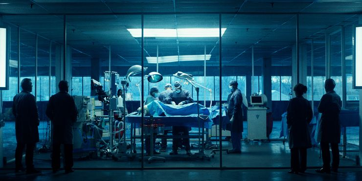 The God Committee Review: A Thrilling Medical Drama That Asks Hard Questions