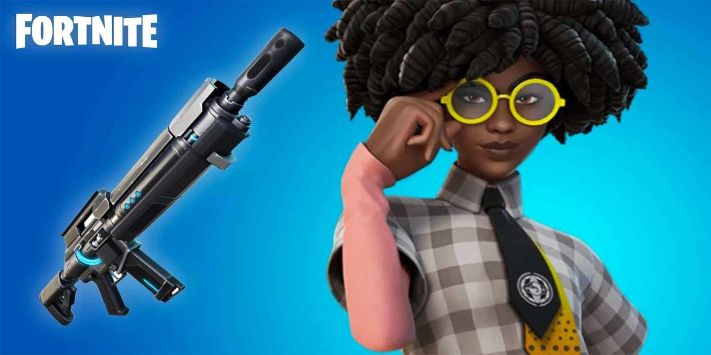 Best Rolls For Fortnite Weapons Fortnite Every Mythic Weapon In Season 7 Screen Rant