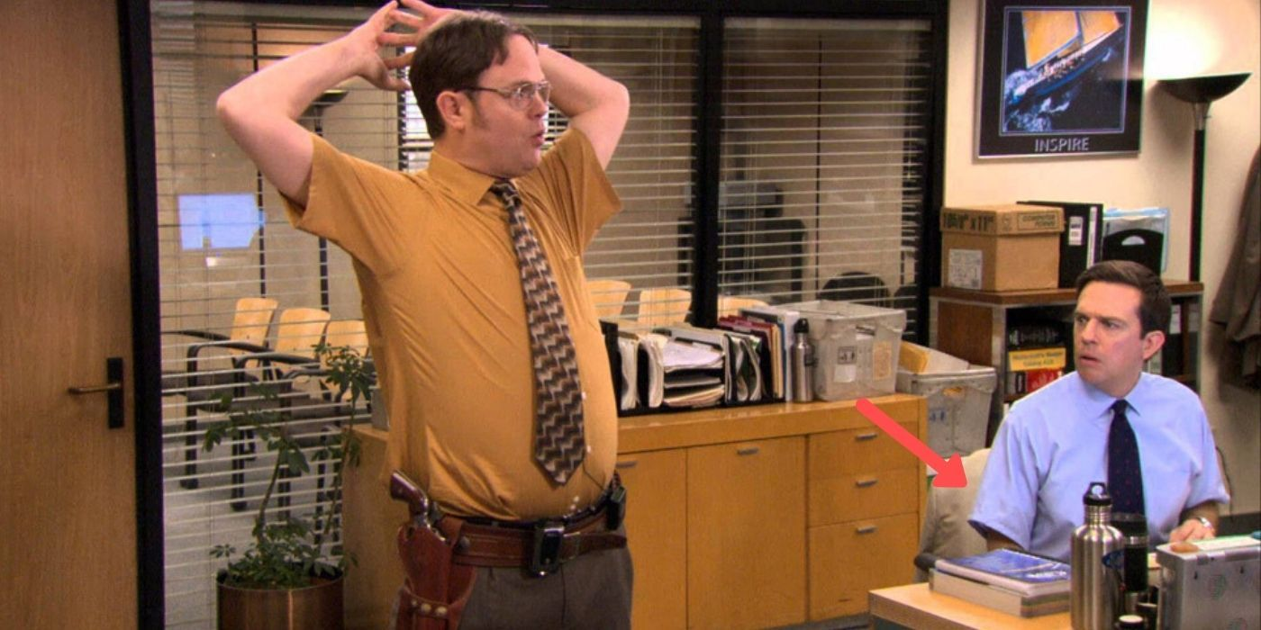 The Office: 10 Things Fans Never Noticed Before, According To Reddit - 24htinnhanh