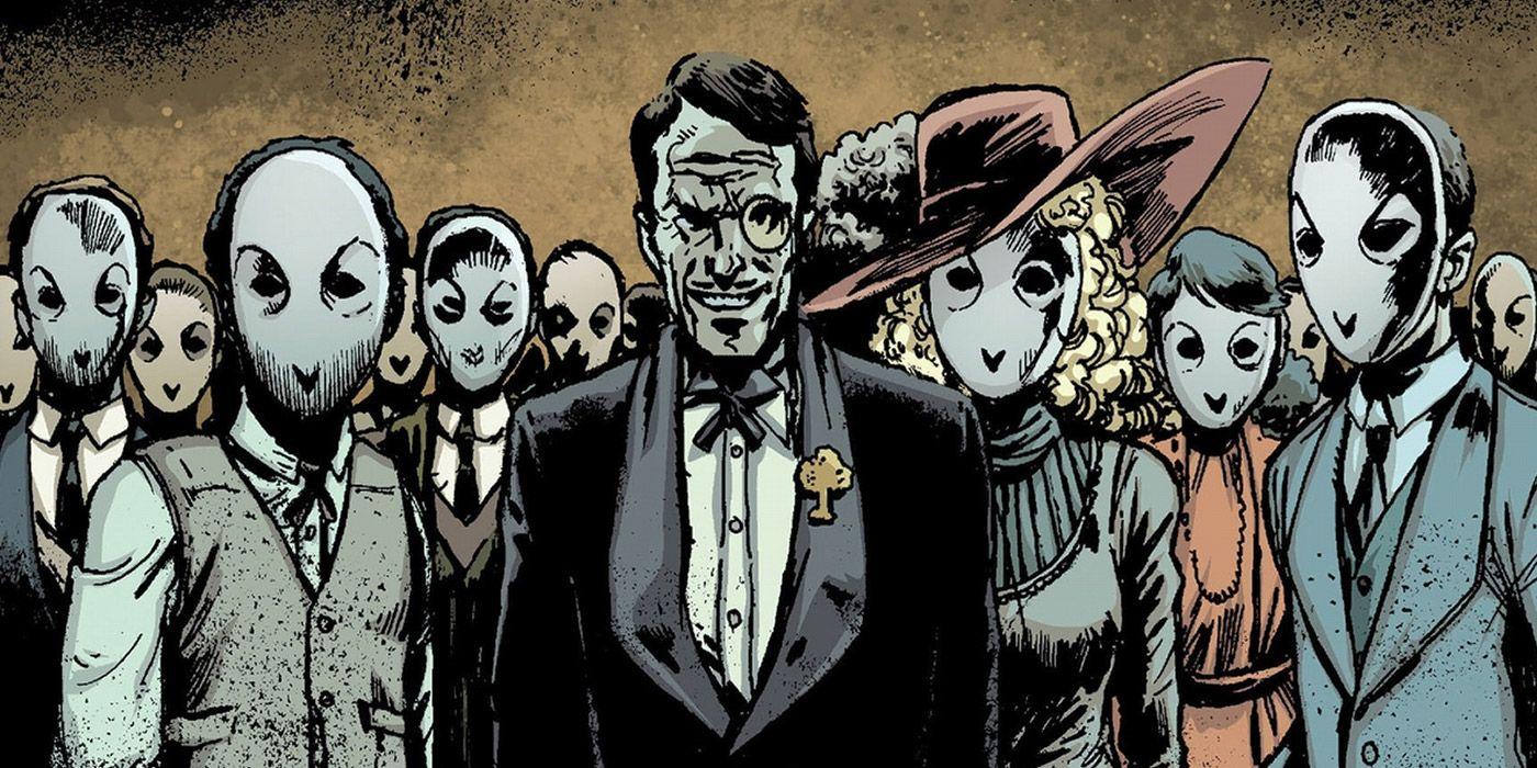 Batman: 10 coisas sobre a Corte Das Corujas que só os fãs de quadrinhos sabem 8