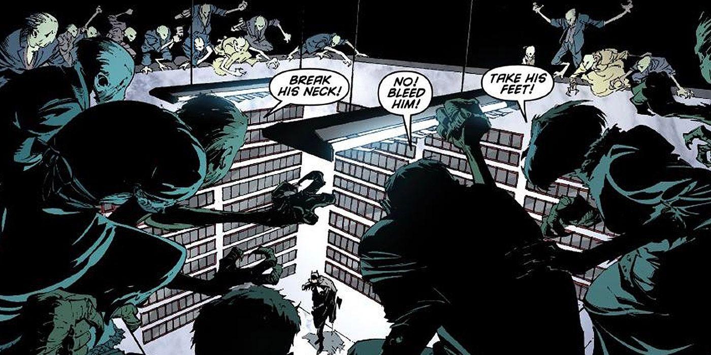 Batman: 10 coisas sobre a Corte Das Corujas que só os fãs de quadrinhos sabem 7