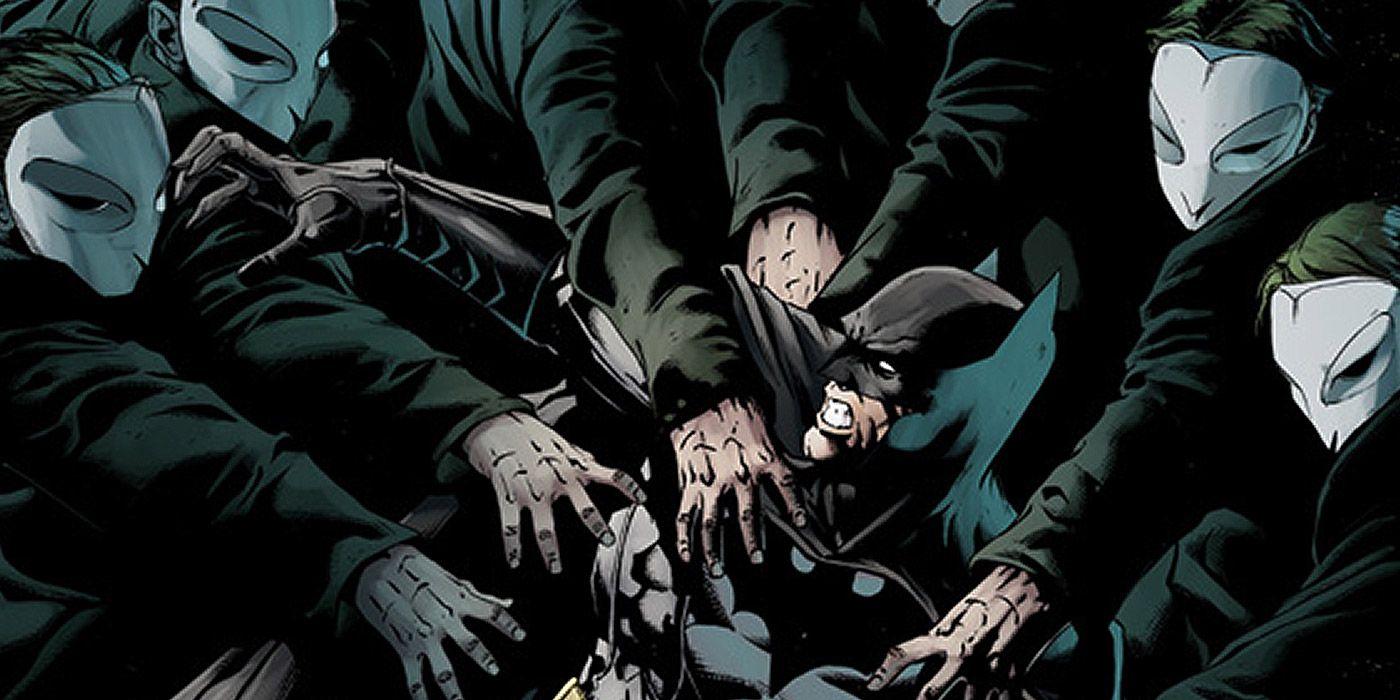 Batman: 10 coisas sobre a Corte Das Corujas que só os fãs de quadrinhos sabem 2
