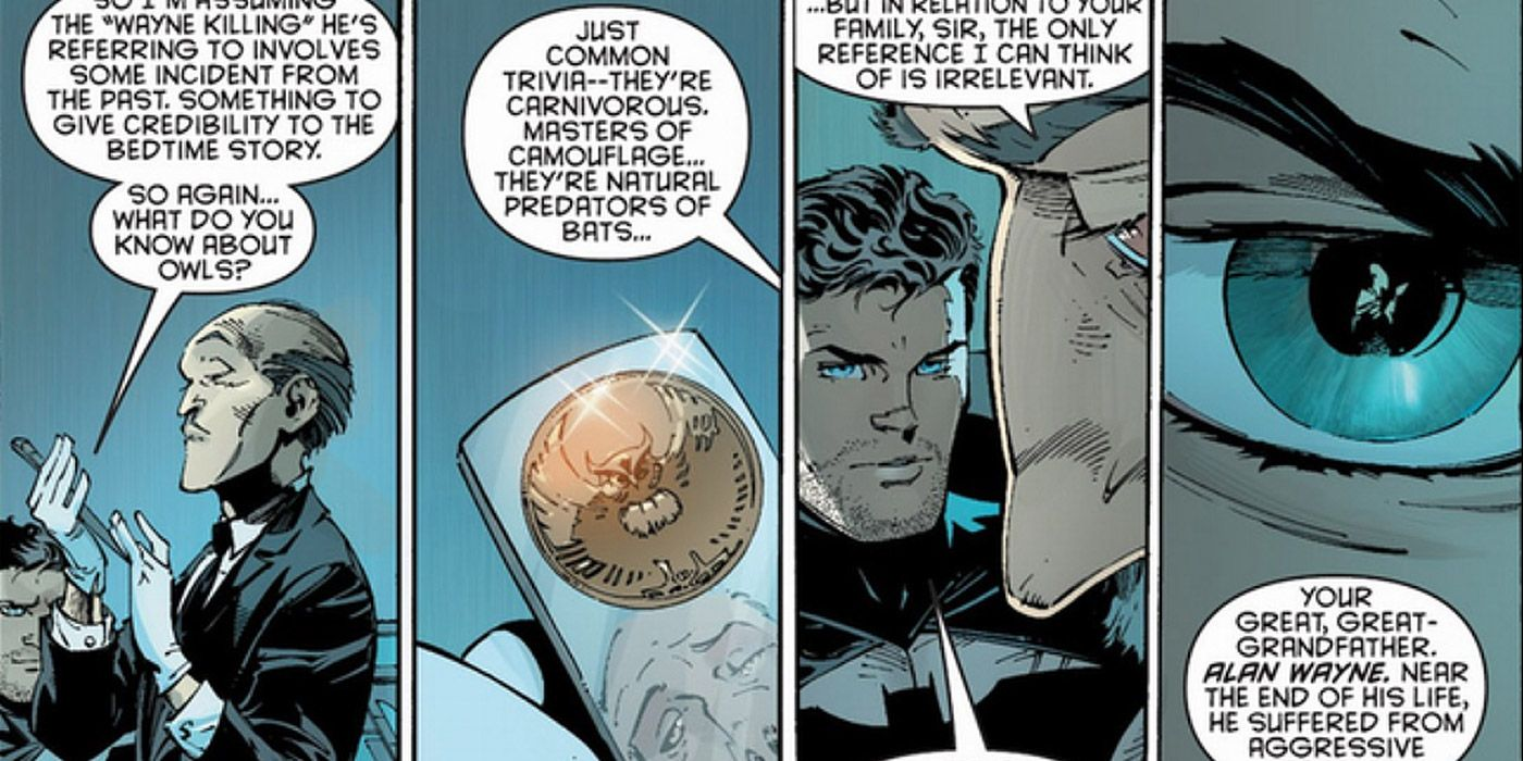 Batman: 10 coisas sobre a Corte Das Corujas que só os fãs de quadrinhos sabem 6