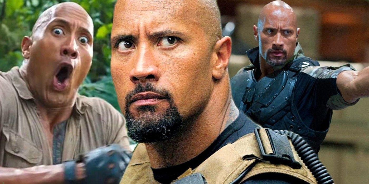 "Dwayne ""The Rock"" Johnson's Franchises Ranked Worst To Best"