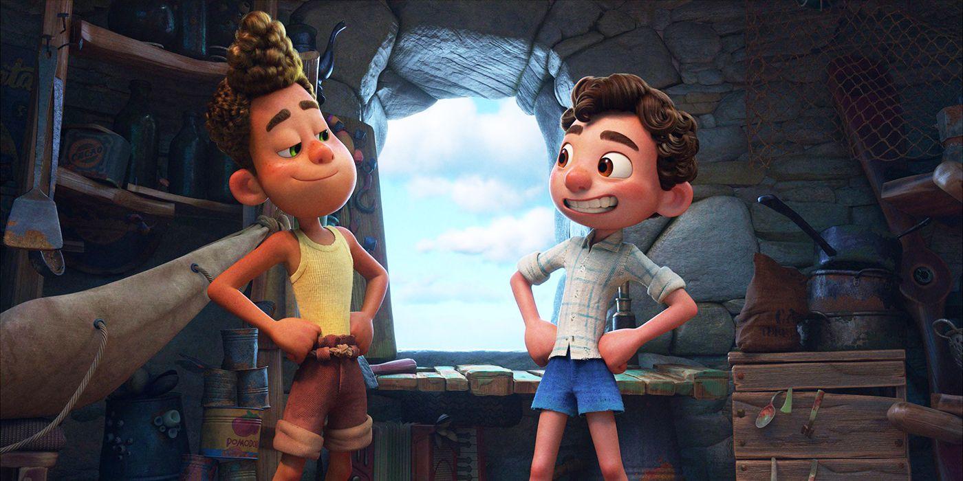 Luca Viewership Nearly Ties Soul On Disney+   Screen Rant