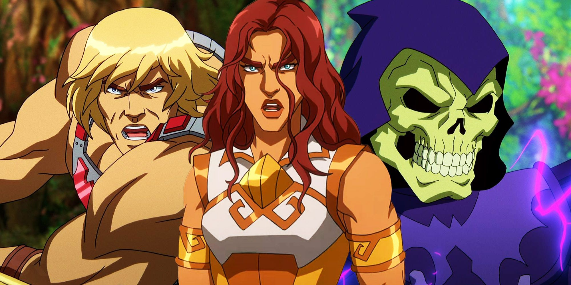 Masters Of The Universe: Revelation Cast & Character Guide