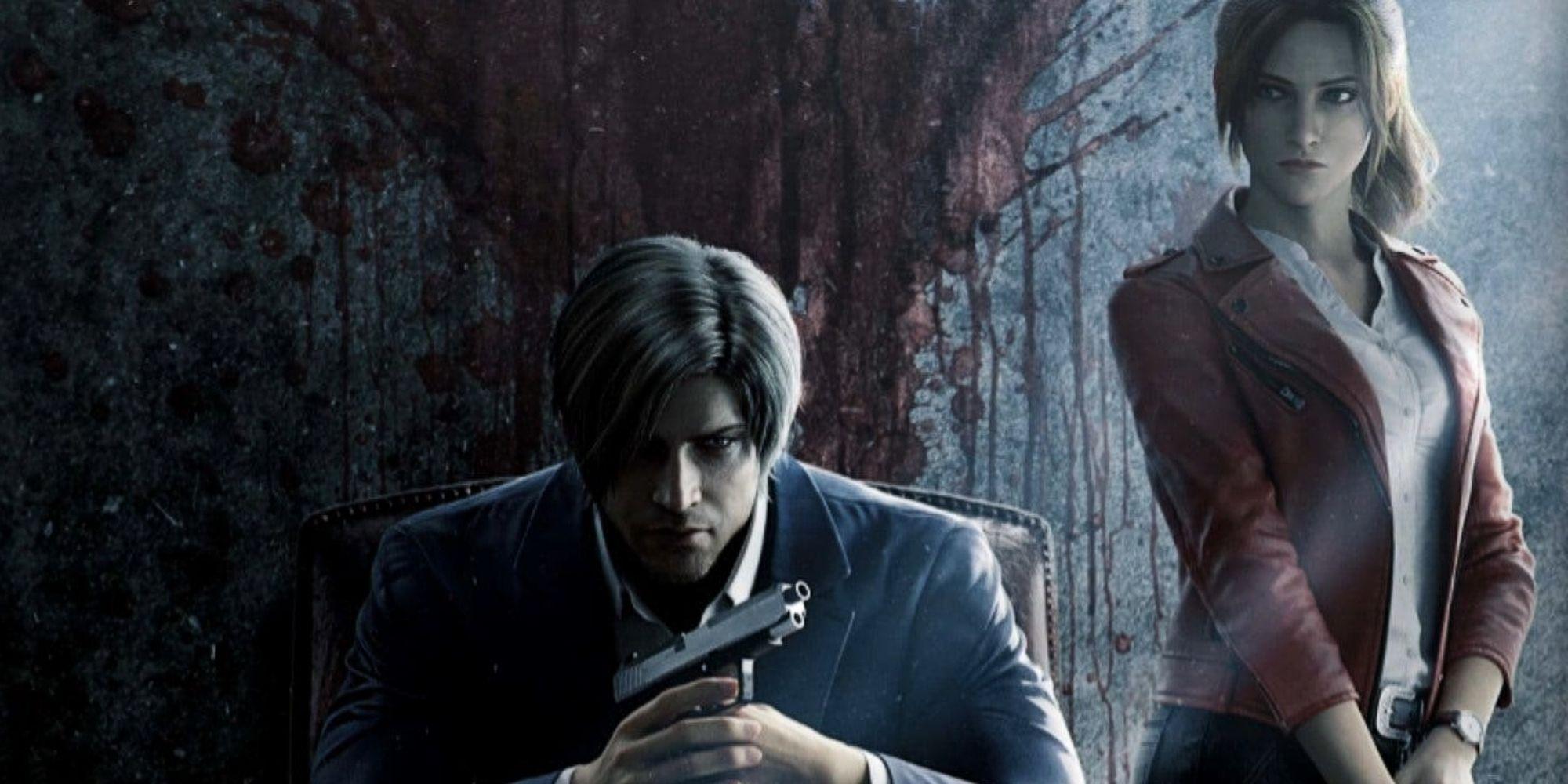 O que esperar da 2ª temporada de Resident Evil: Infinite Darkness 2ª 1