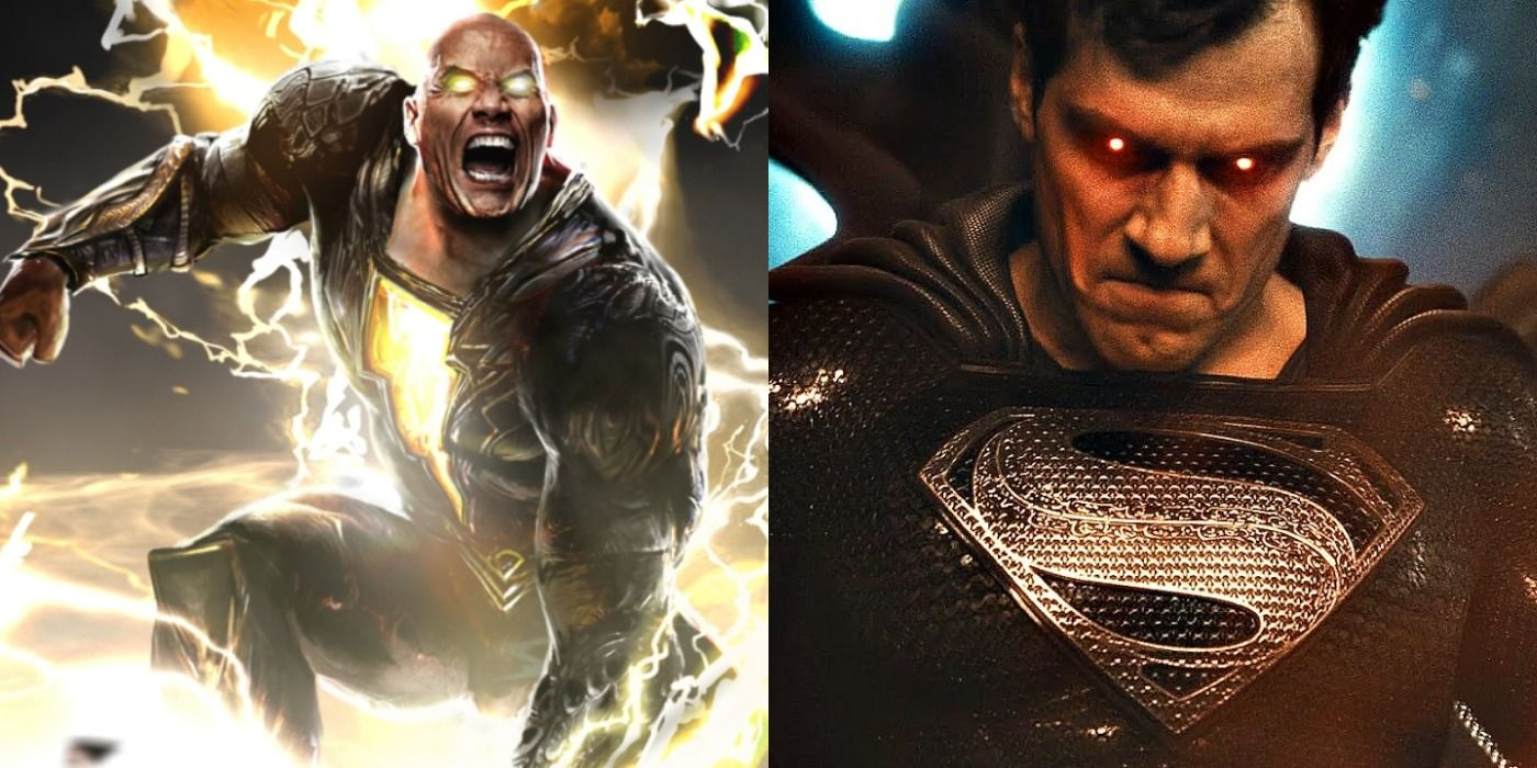 Black Adam & Superman Fight Would Be Incredible, Says Producer