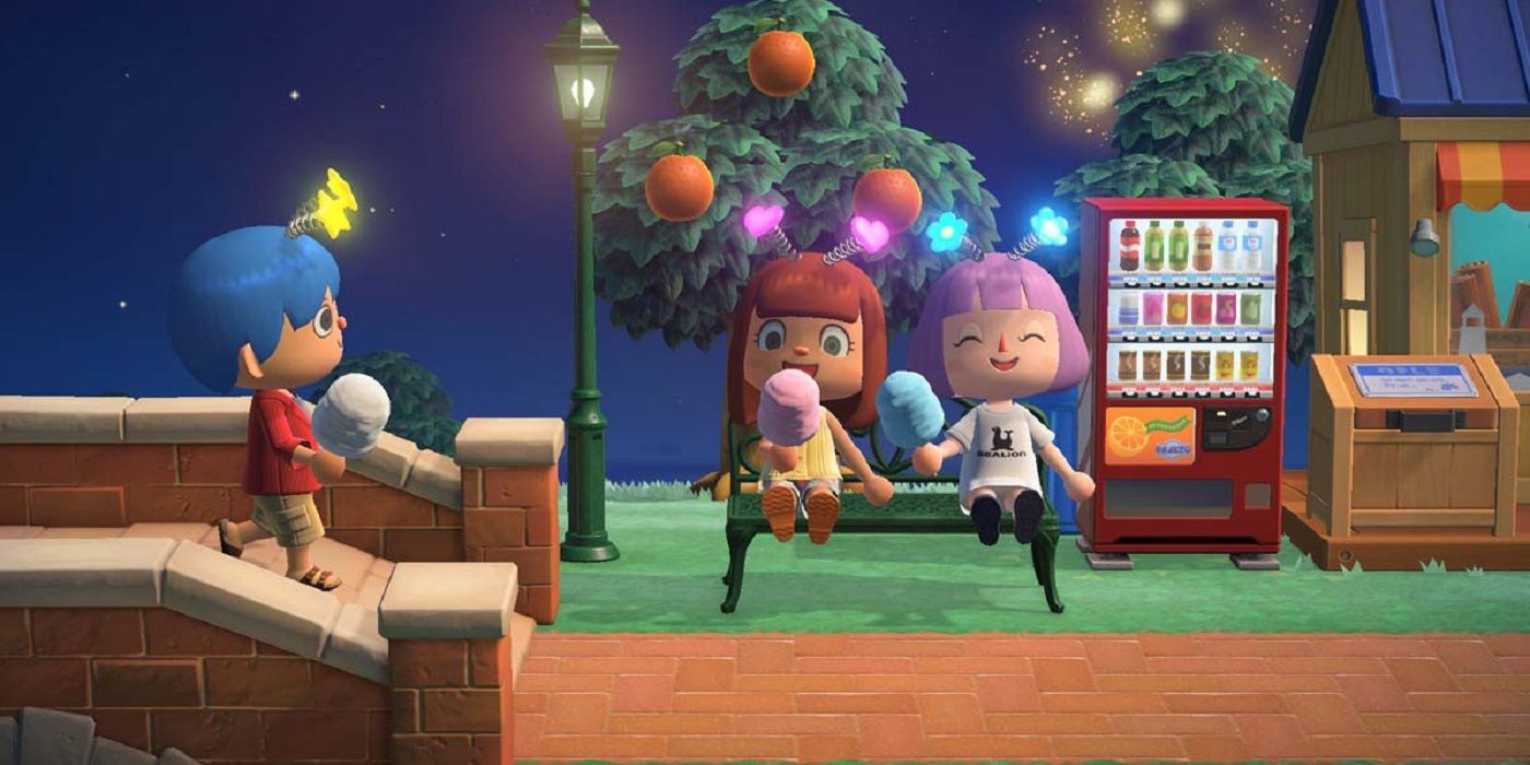 Animal Crossing's Fireworks Update Is More Disappointing Than Usual