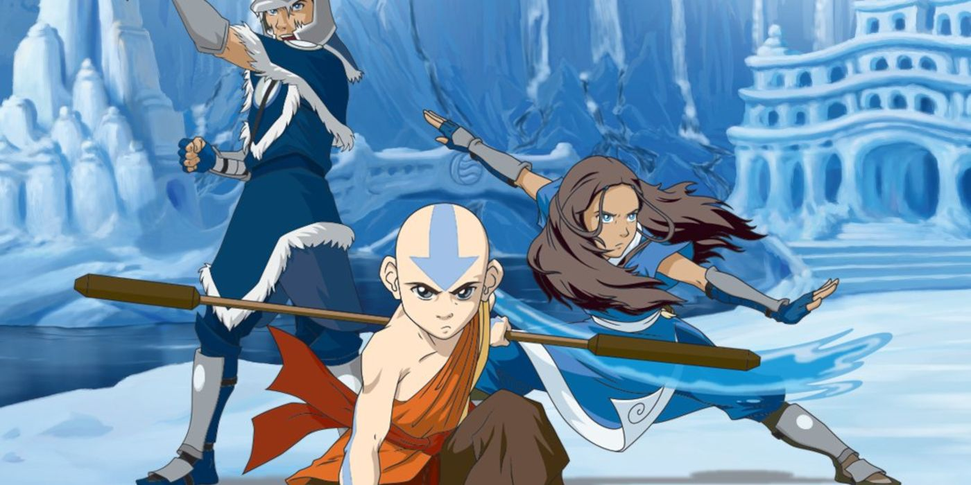Avatar: The Last Airbender WII 3