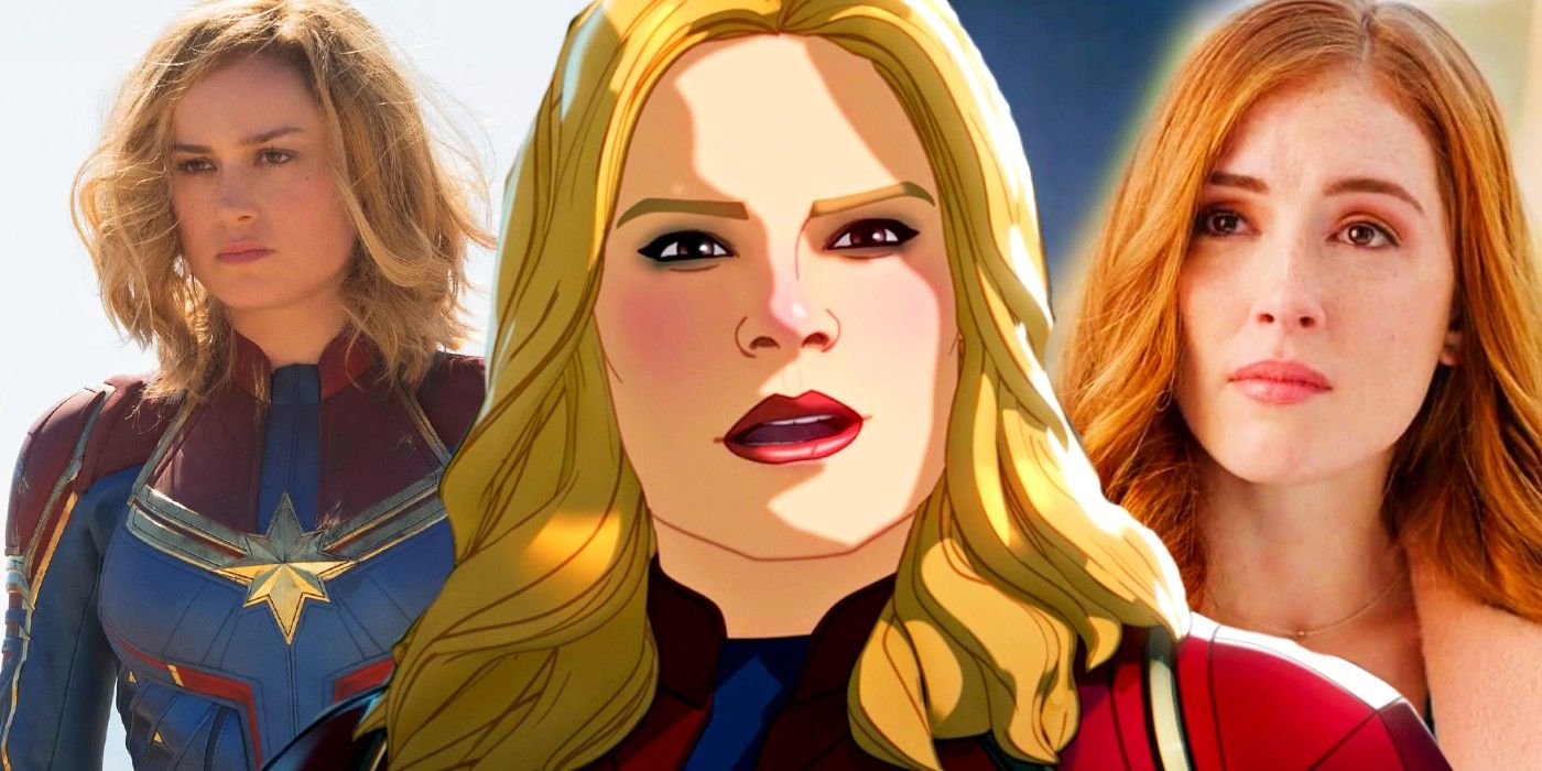 Who Replaces Brie Larson As Captain Marvel In What If...