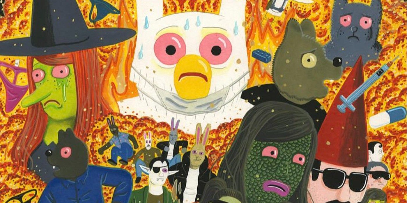 Exclusive: Crisis Zone Gets New Trailer From Fantagraphics