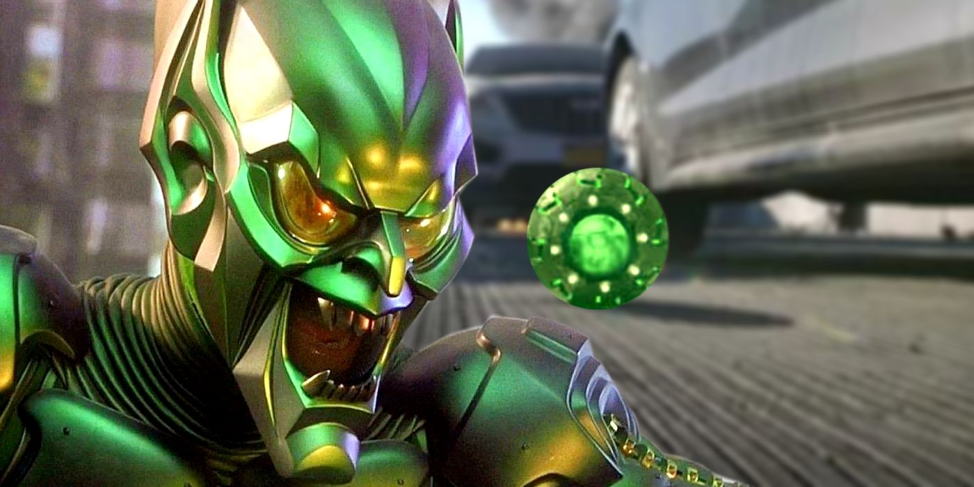 Is That Really Willem Dafoe's Green Goblin In No Way Home's Trailer?