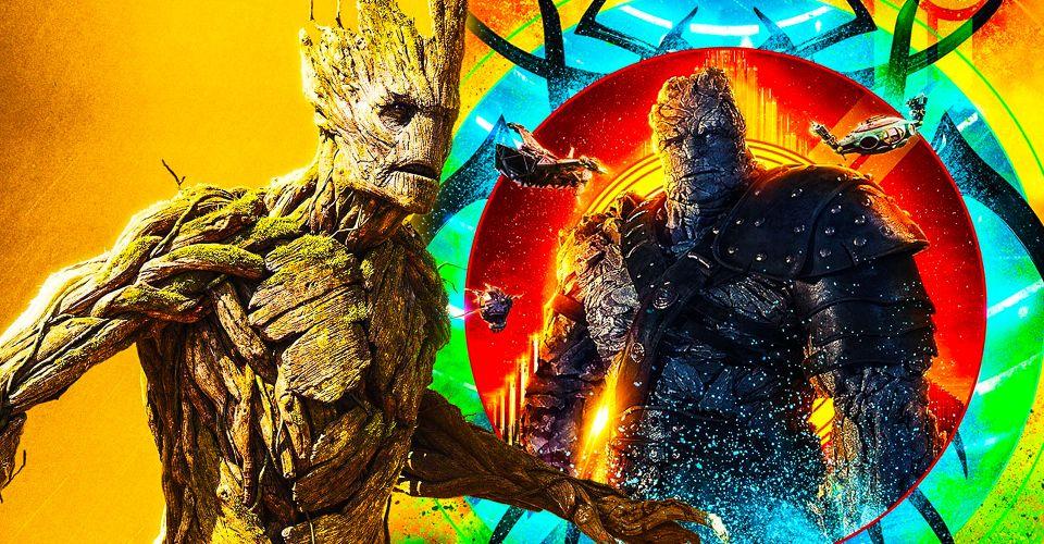 Korg and Groot: The MCU secretly just killed two huge favorites