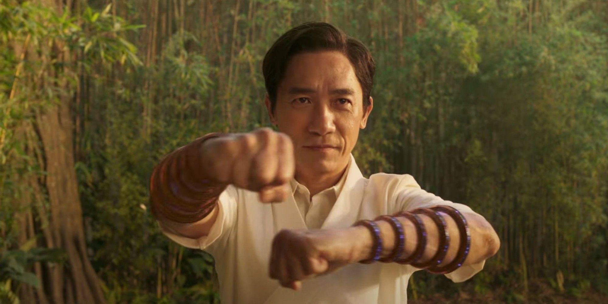 Shang-Chi Writer Says Tony Leungs Wenwu Was Tricky To Write