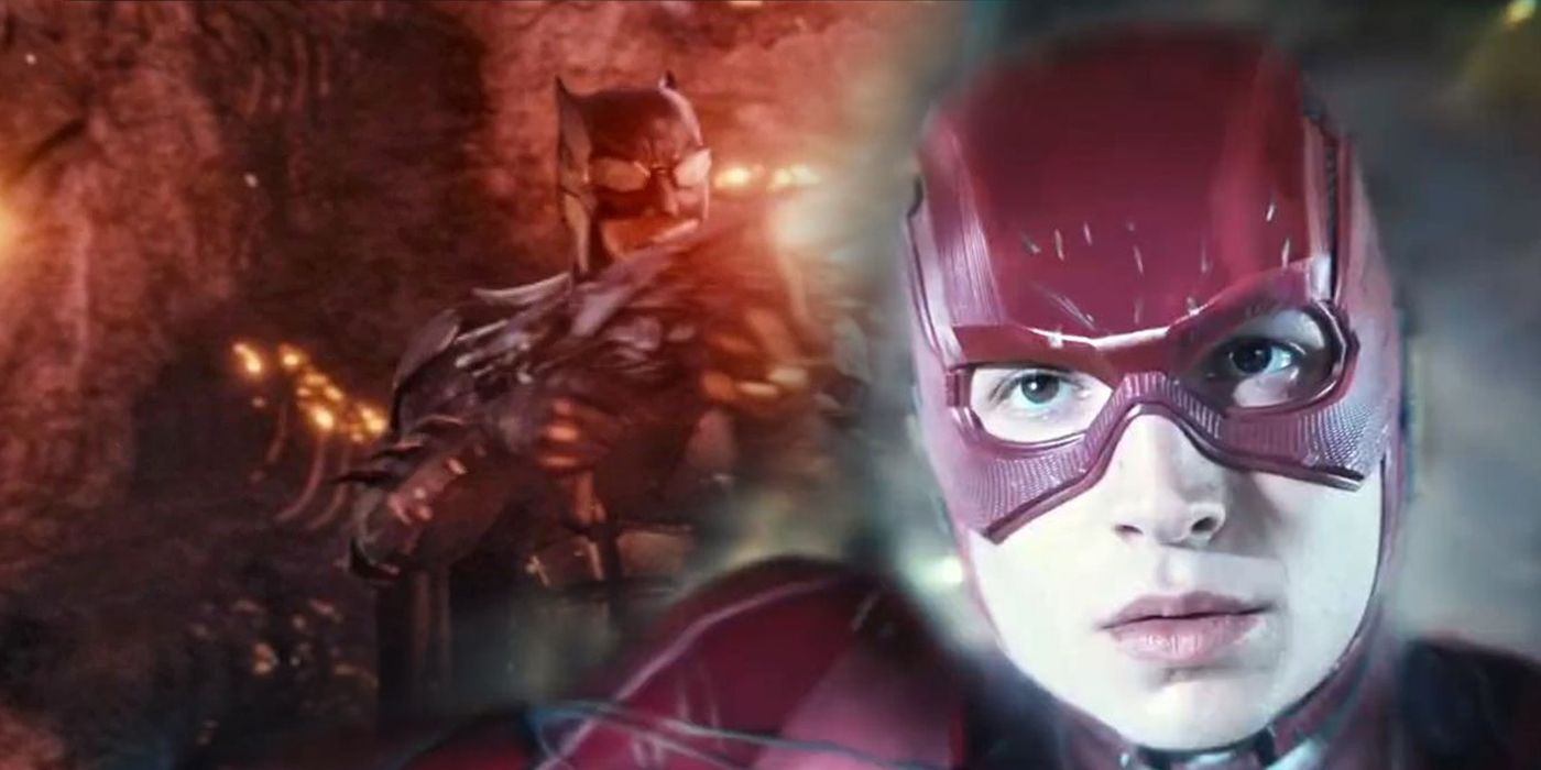 The Flash Embraces Affleck Batman's Most Controversial Snyderverse Elements
