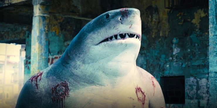 Suicide Squad: King Shark Is A Kid Theory Explained