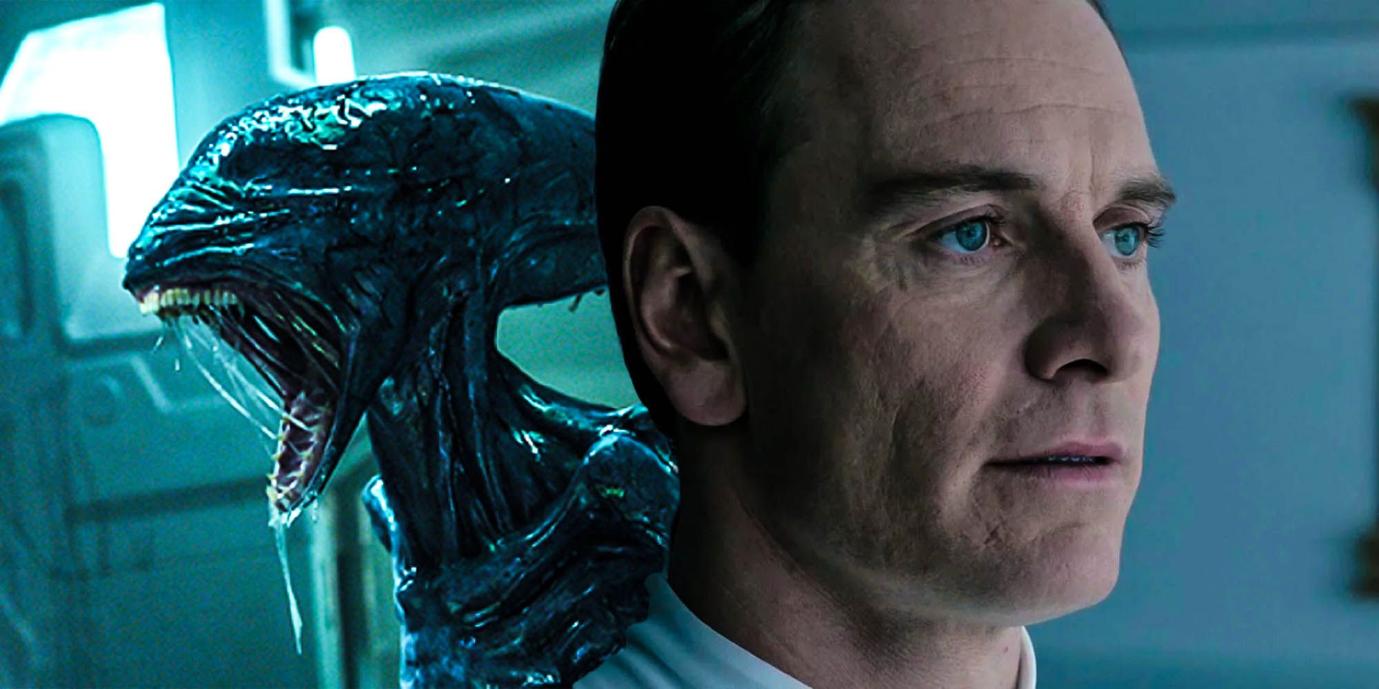 A Miniseries Is The Best Way To Finish Ridley Scott s Alien Prequel Story