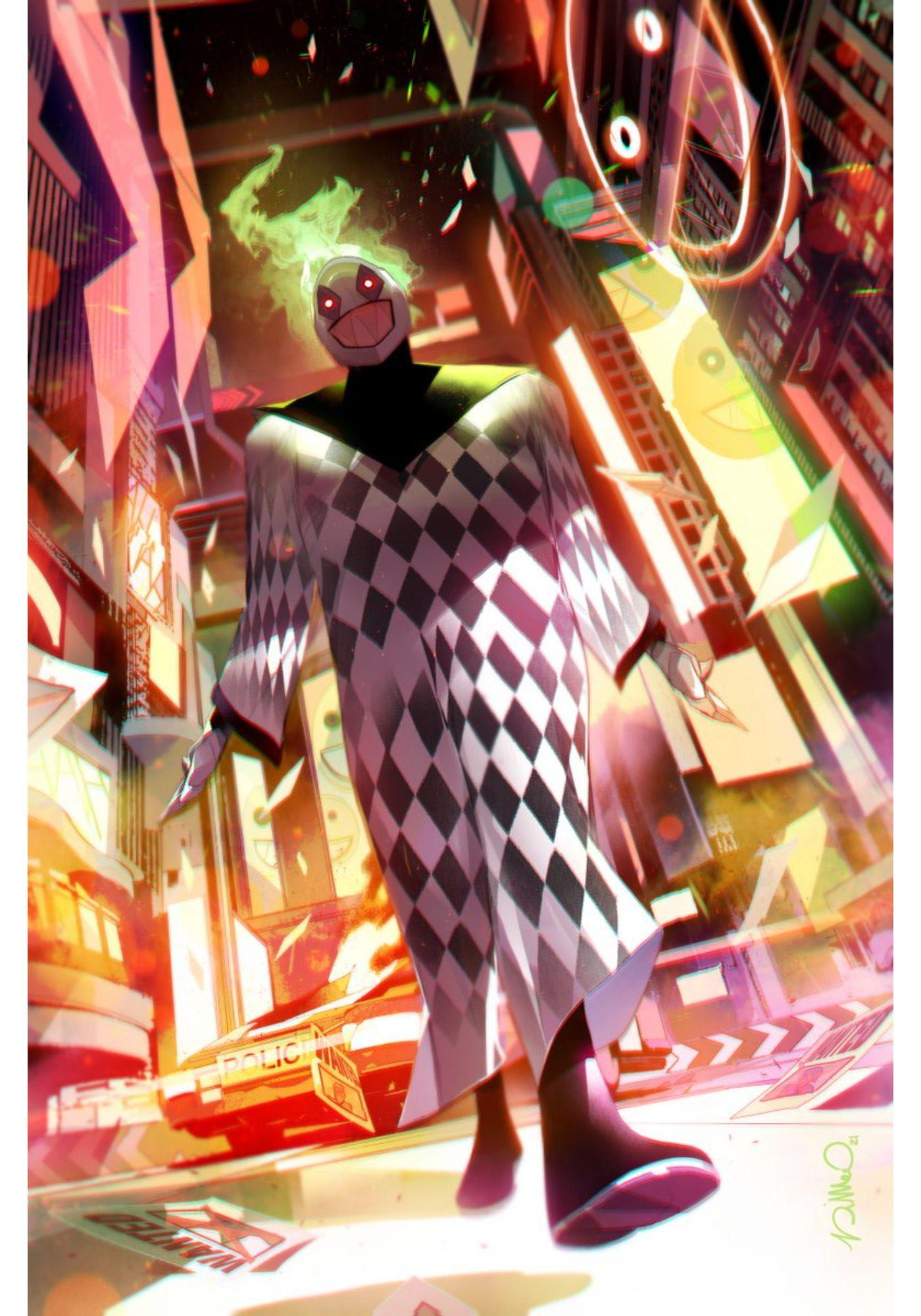 Novo Joker da DC foi revelado e ele é assustador 1