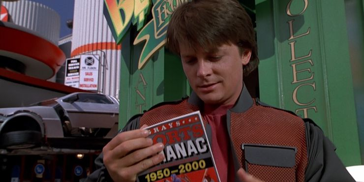 The Almanac is one of the most iconic MacGuffin portrayals in Back to the Future part II.