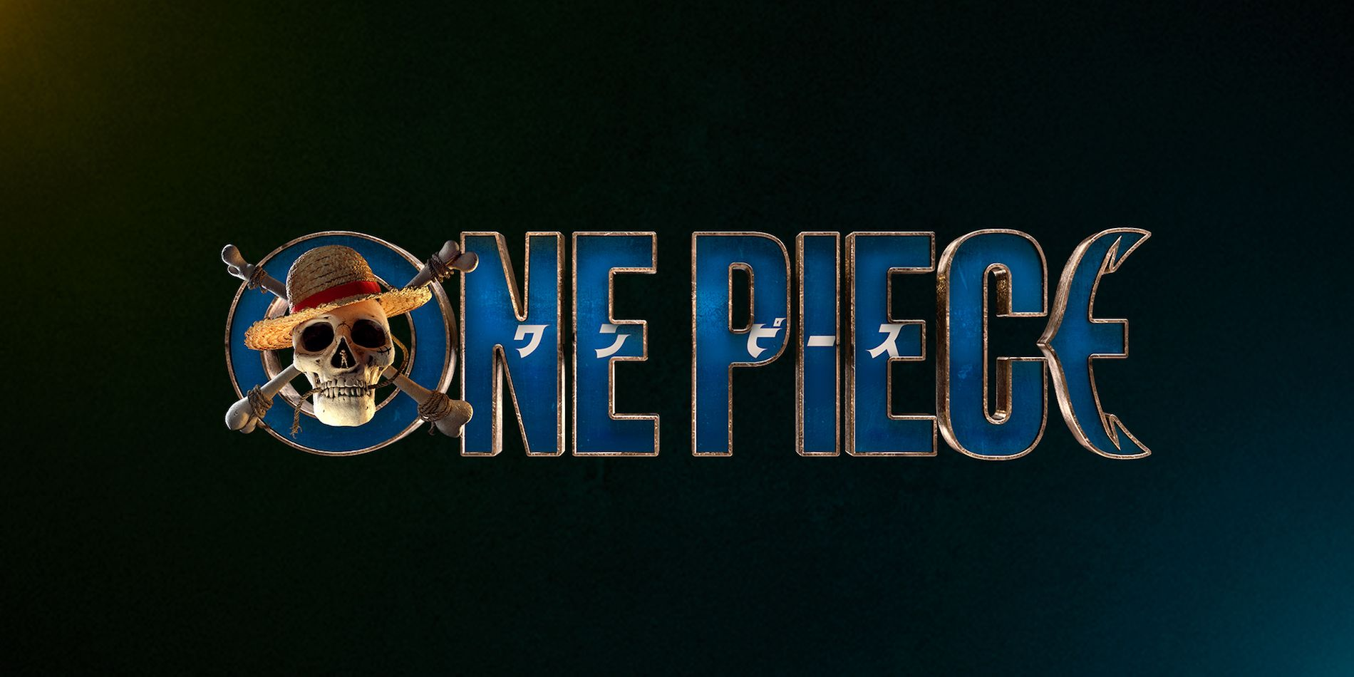 One Piece Live-Action Show Gets 3D Logo Inspired By The Manga