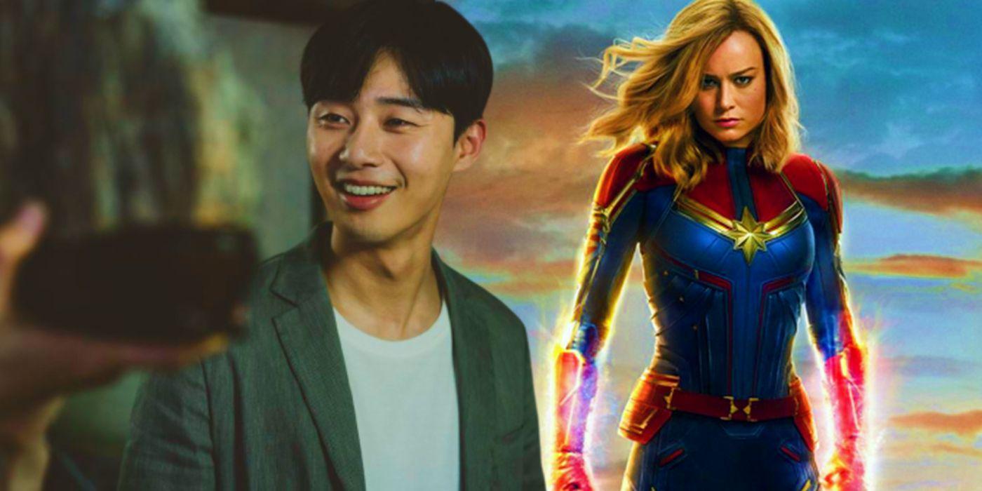 Captain Marvel 20 Cast Officially Includes Park Seo Joon