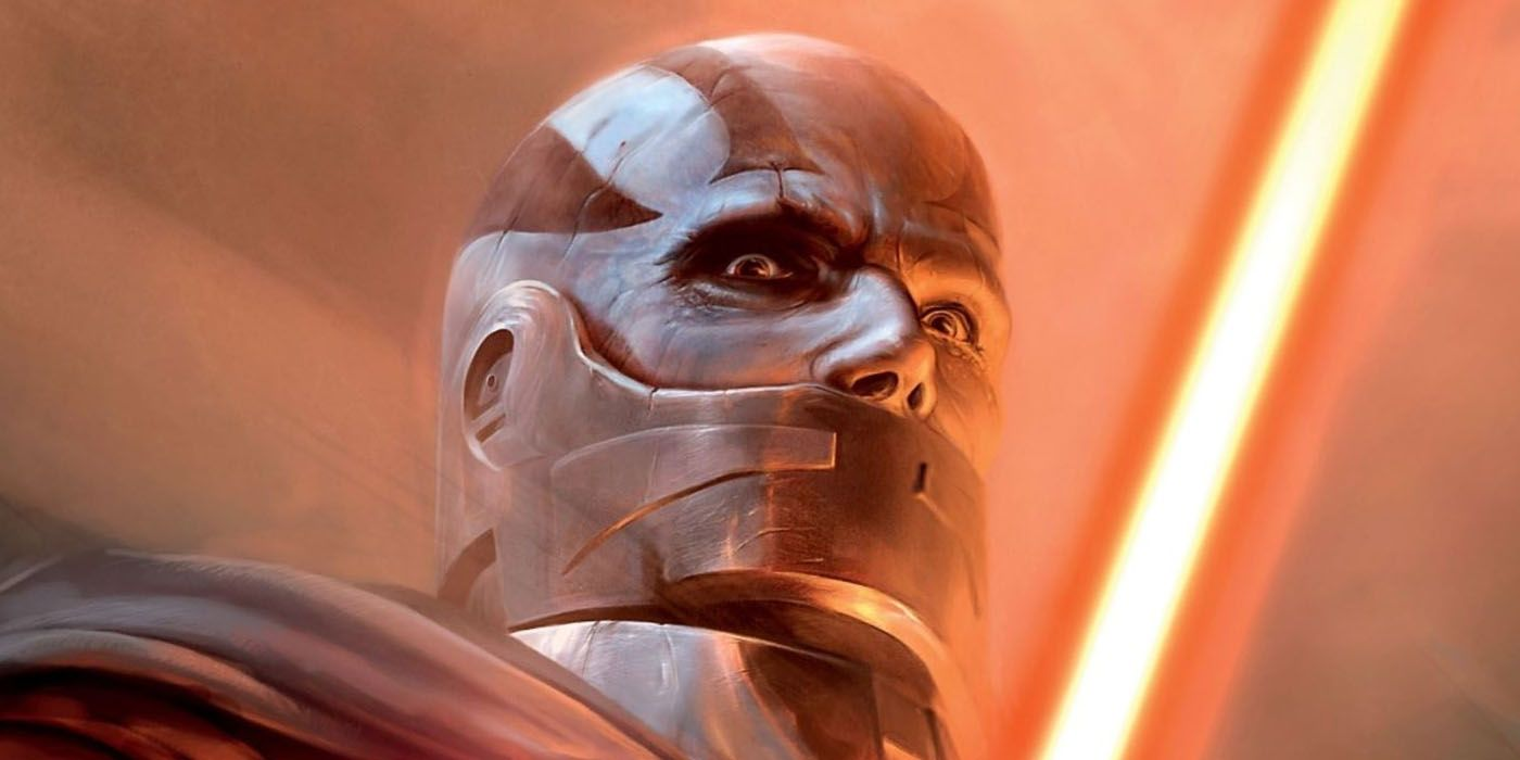 Failed Star Wars: KOTOR Remake Pitch Revealed By Bioware Co-Founder